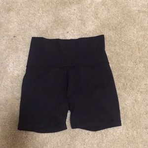 Lululemon High Rise Boogie Shorts (discontinued)